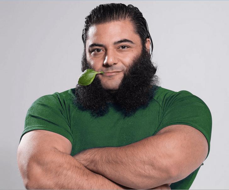 Patrik Baboumian Vegan Strength