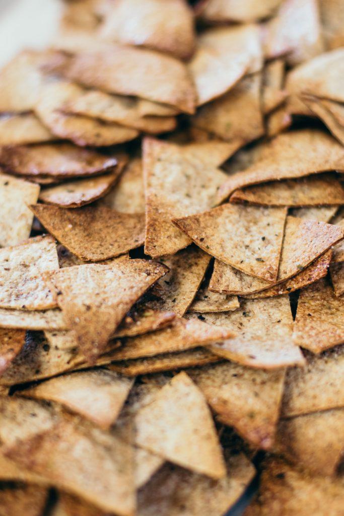 Pitta Bread Chips
