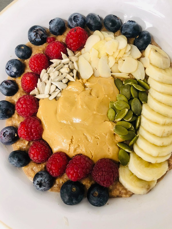 The Ultimate Healthy Nutritious Porridge