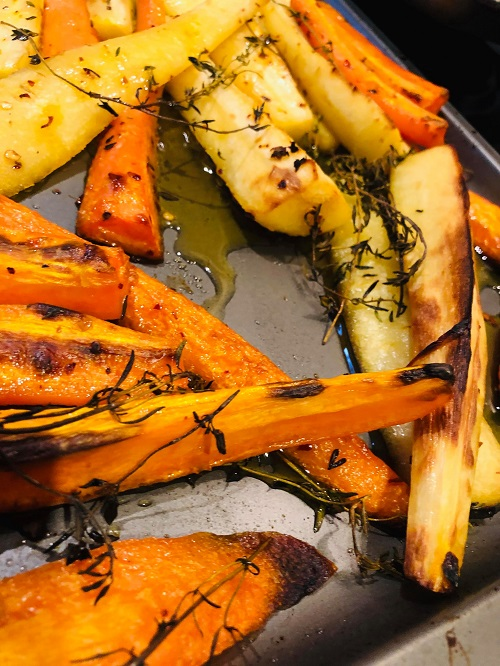 Best Roasted Carrots And Parsnips