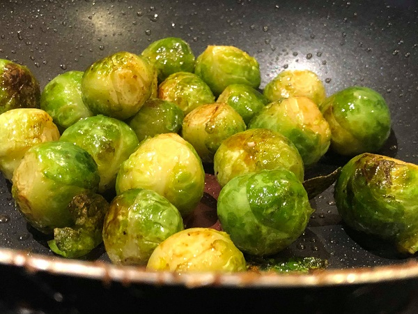 The Perfect Brussels Sprouts