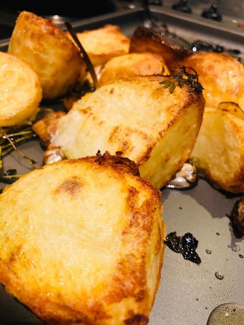 The Easiest Best Roast Potatoes