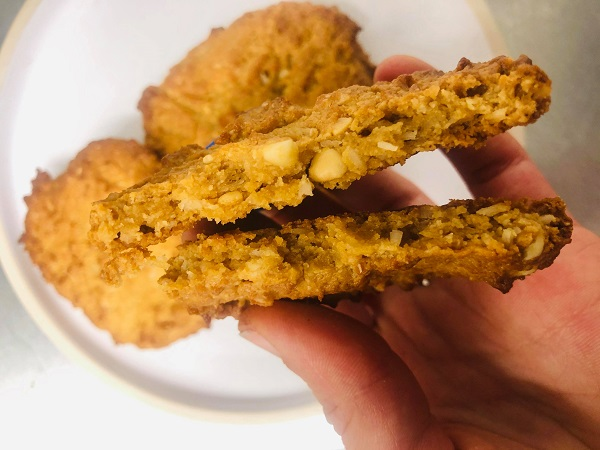 Healthy Chewy Peanut Butter Cookies