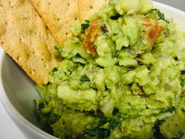 Easy Healthy Guacamole
