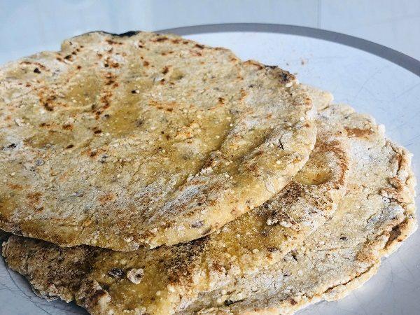 Easy Healthy Vegan Gluten-Free Tortillas