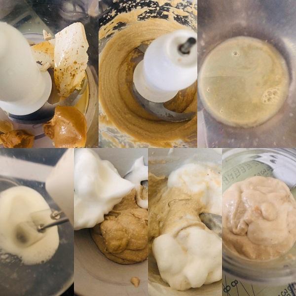 6-Ingredient Healthier Vegan Peanut-Butter Mousse