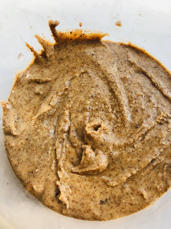 1-Ingredient Almond Butter