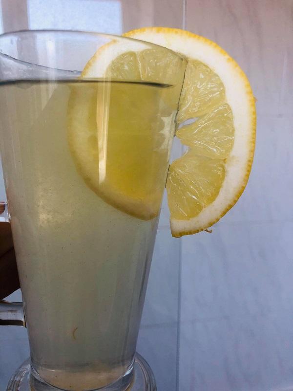 Easy Gut-Friendly Lemonade