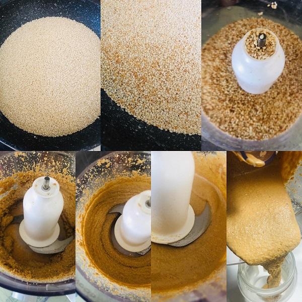 Easy 1-Ingredient Creamy Tahini
