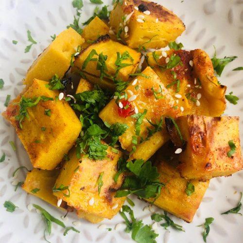 Easy Homemade Soy-Free Vegan Tofu