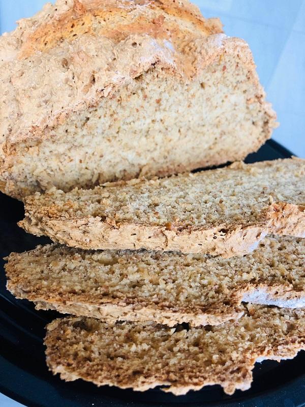 Easy No-Yeast & No-Oil Bread