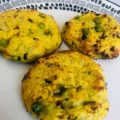 Oil & Gluten-Free Indian Spiced Potato Cakes