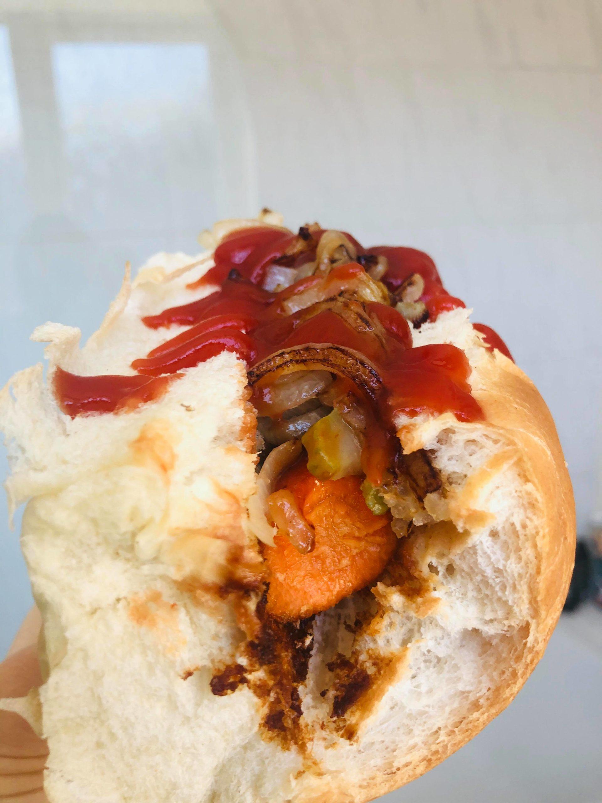 Easy Vegan Hot Dogs
