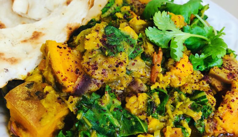 Incredibly Easy & Healthy Vegan Dhal