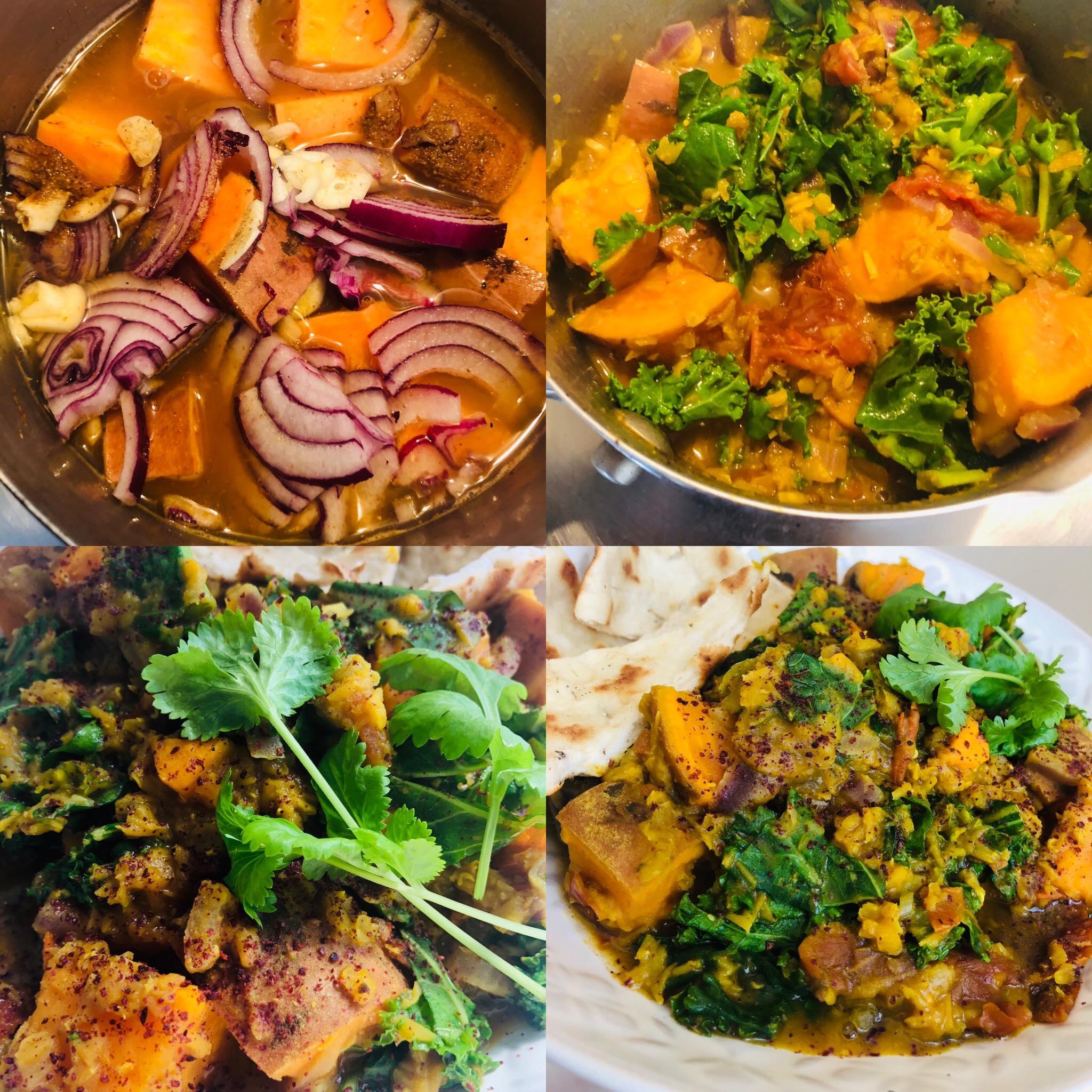 Incredibly Easy & Healthy Vegan Dhal