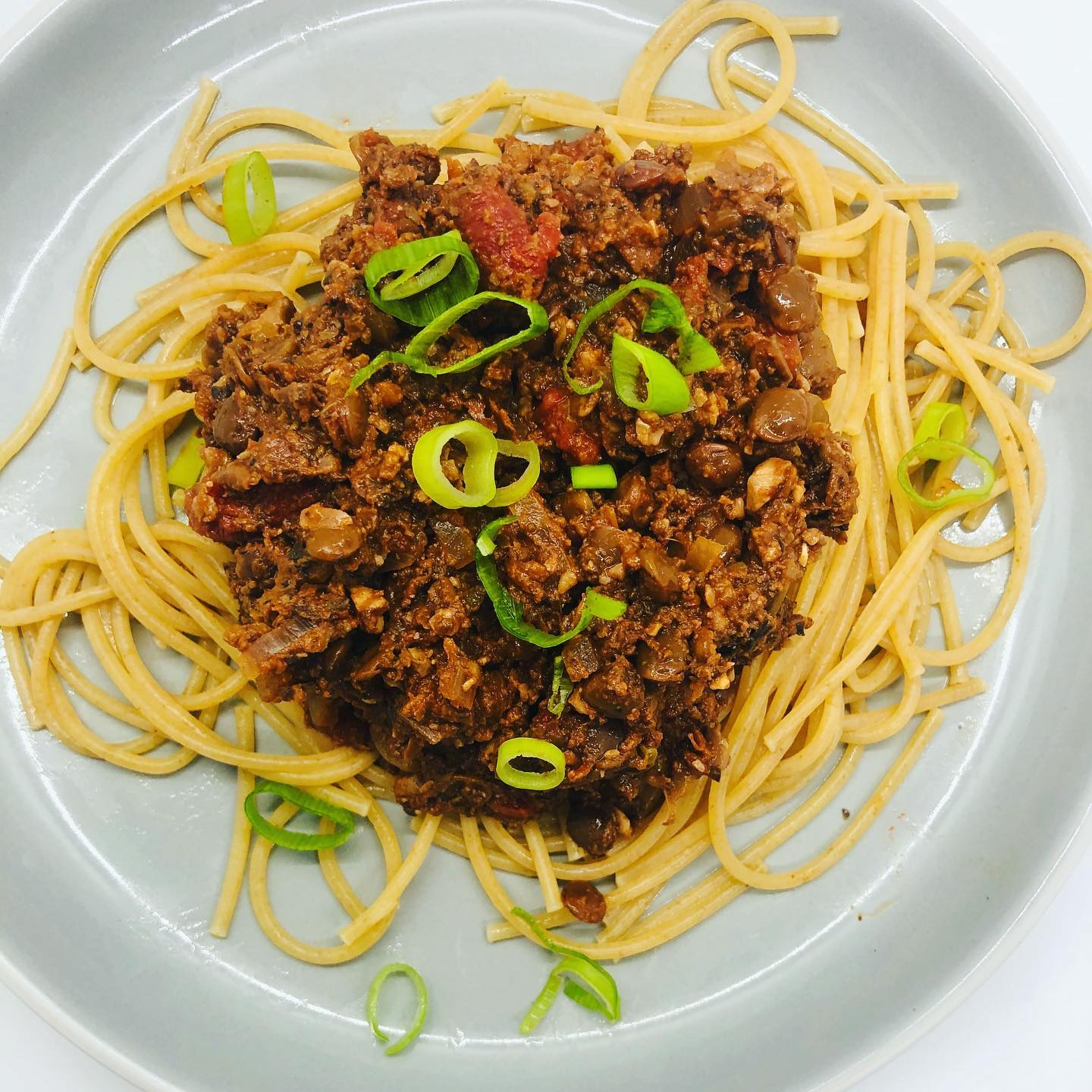 Best Ever Vegan 25-Minute Bolognese