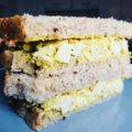 10-Minute Vegan Egg Mayo Sandwich
