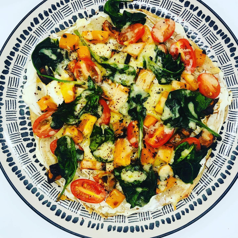 Easy Vegan Quinoa Pizza Crust