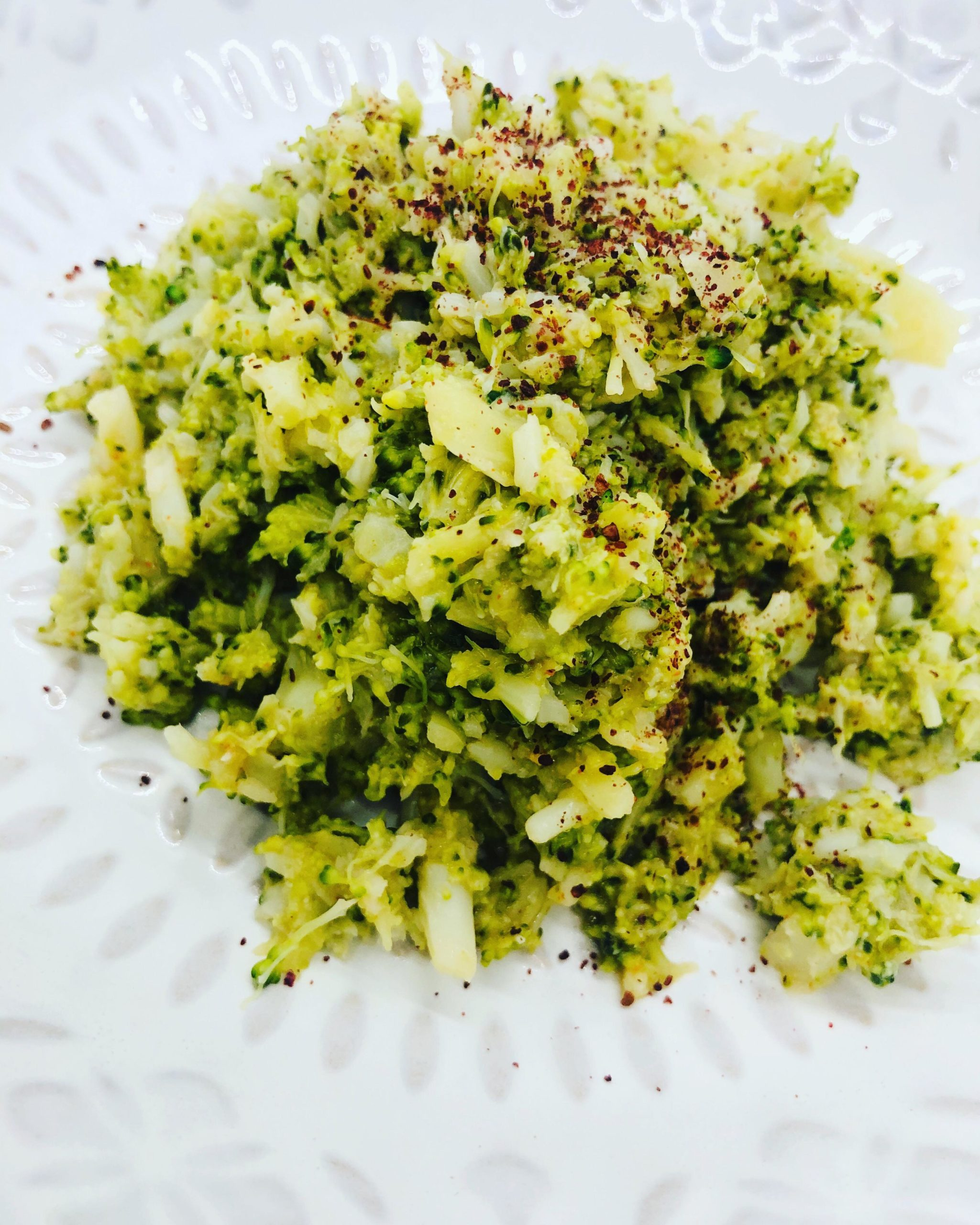 Easy Healthy Broccoli Mash