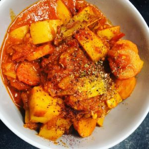 Oil-free Hearty Vegetable Stew