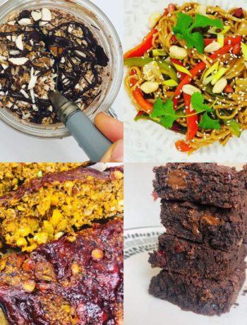 20 Vegan Meal Prep Recipes