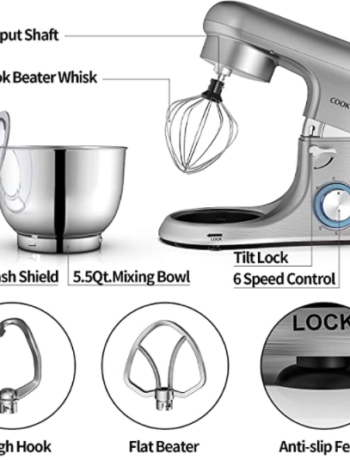 Kitchen Electric Stand Mixer