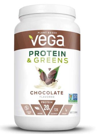 Vega Protein & Greens Powder Chocolate Flavour