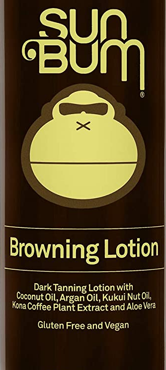 Browning Lotion (Octinoxate & Oxybenzone Free)