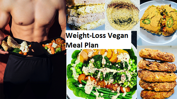 Vegan Weight Loss Meal Plan (Recipes Included)